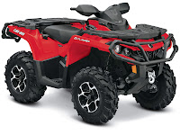 2013 Can-Am Outlander XT 650 ATV pictures 2