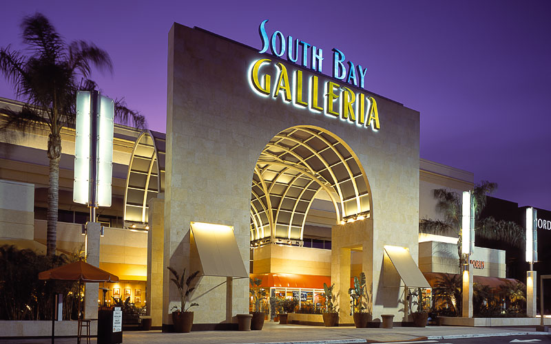 South Bay Galleria is a great shopping mall. It has a great variety of shops. It includes a Nordstrom Rack, Macy's and Kohl's. The mall is huge and it has many restaurants and stores. Parking here is very easy. There are lots all around surrounding the shopping center. It 3/5().