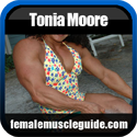 Tonia Moore Female Bodybuilder Thumbnail Image 1