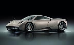gambar mobil tercepat di dunia_Pagani Huayra
