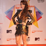 Sexy Bollywood Female Celebrities At The MTV Music Video Awards 2013