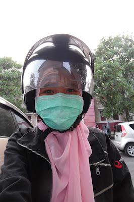 biker, ladies, hijabers,