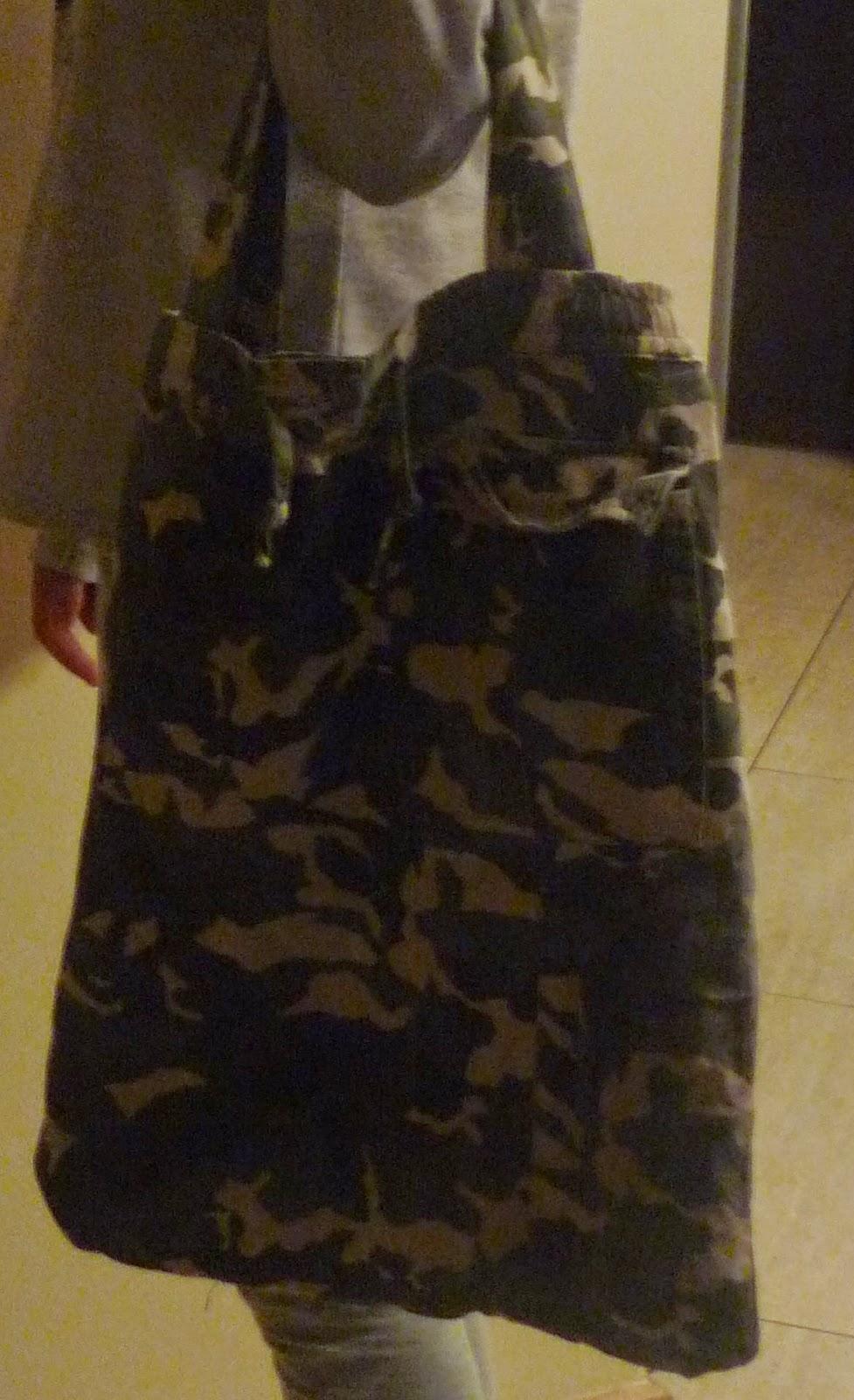 ze starych spodni