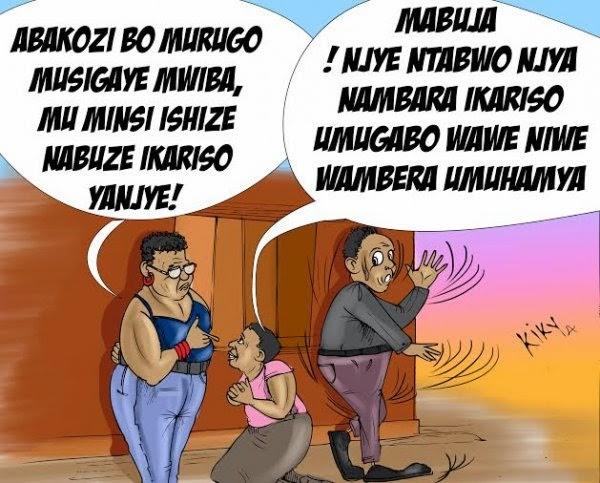 Urwenya Byendagusetsa: Abakozi bo mu ngo bazarikora!