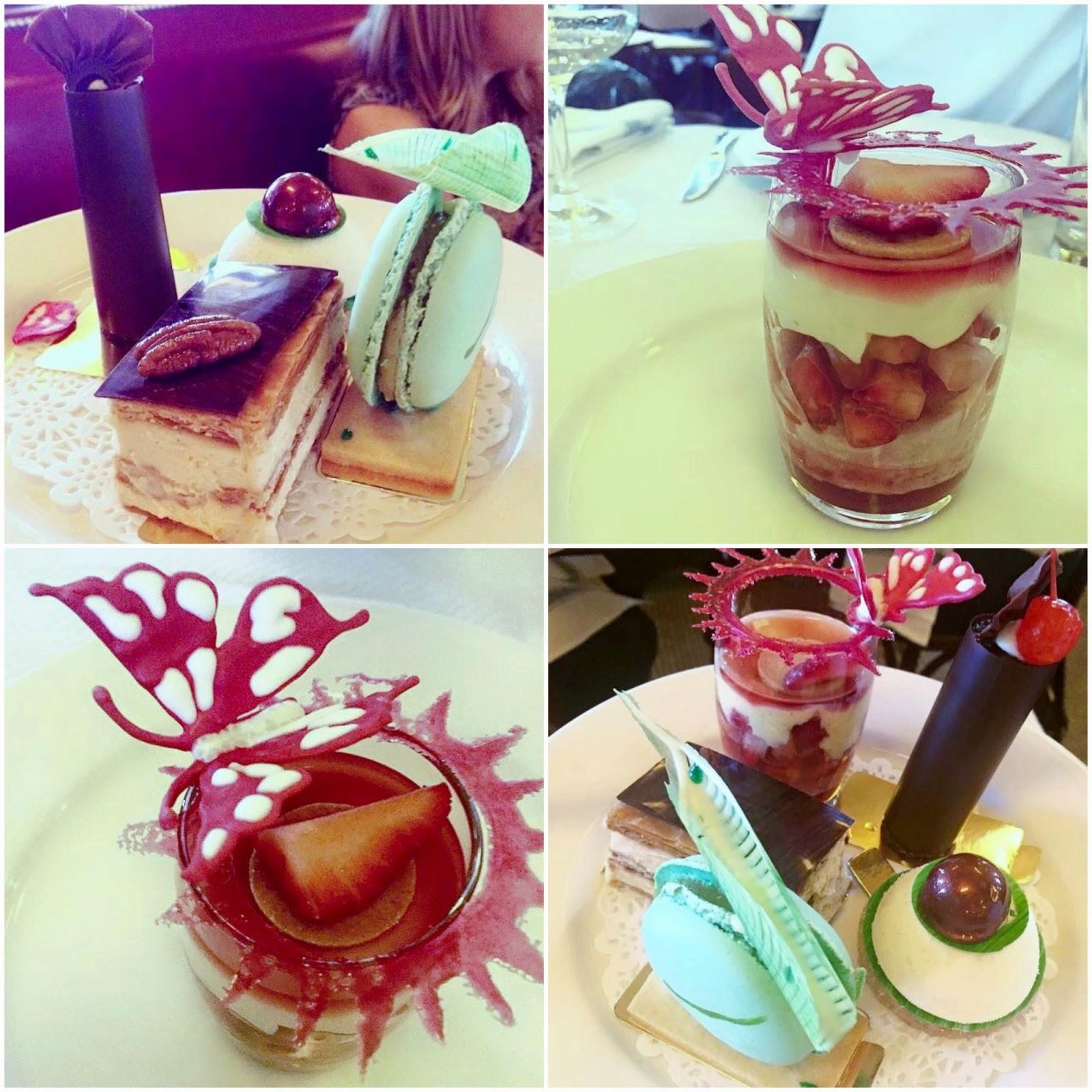 Balthazar Covent Garden, London, Mathew Williamson Afternoon Tea, dessert, pudding, foodie, food porn, cake, pastries,