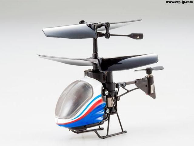 WORLD's SMALLEST REMOTE-CONTROL HELICOPTER NANO-FALCON