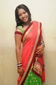 Mithra half saree photo shoot-thumbnail-14