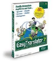 تحميل برنامج الترجمة  Easy Translator 7.0.3.0
