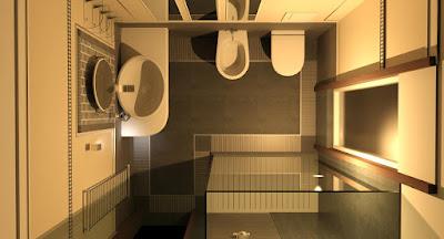 raffaele ruggieri architetto progetto bagno