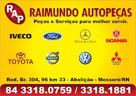 RAIMUNDO AUTOPEÇAS - FILIAL
