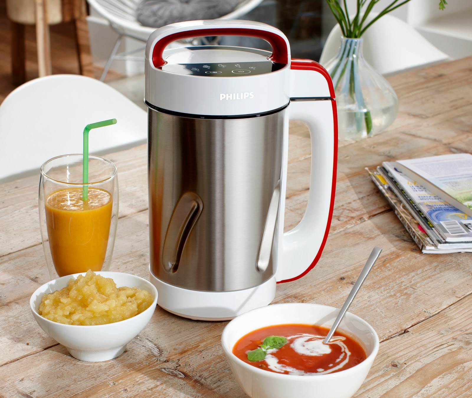 Philips soup maker rezepte