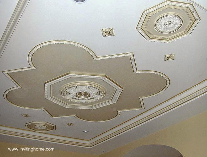 Arquitectura de casas las decoraciones del cielorraso for Cielorrasos de casas