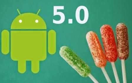 Google Umumkan Peluncuran Android 4.5 Lollipop