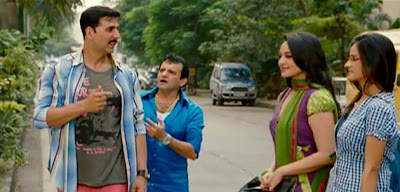 Rowdy Rathore Movie Still Picture