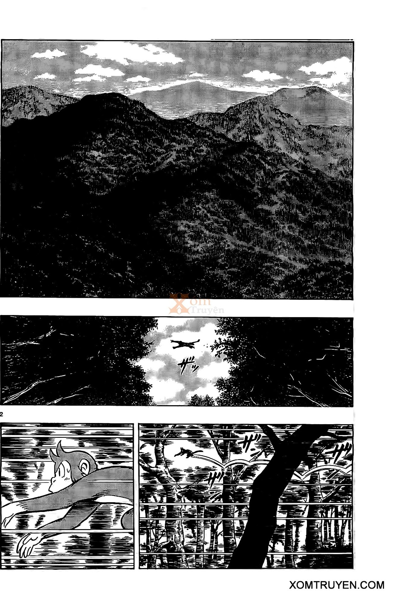 Hoàng Phi Hồng Phần 4 chap 90 Trang 2