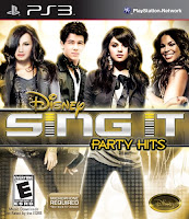 Disney Sing It: Party Hits – PS3