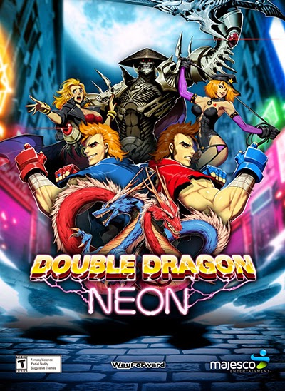 Double Dragon: Neon pc game download