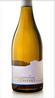 Photo of Seven Heavenly Chardonnay wine.
