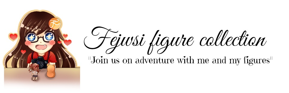 Fejwsi figure collection
