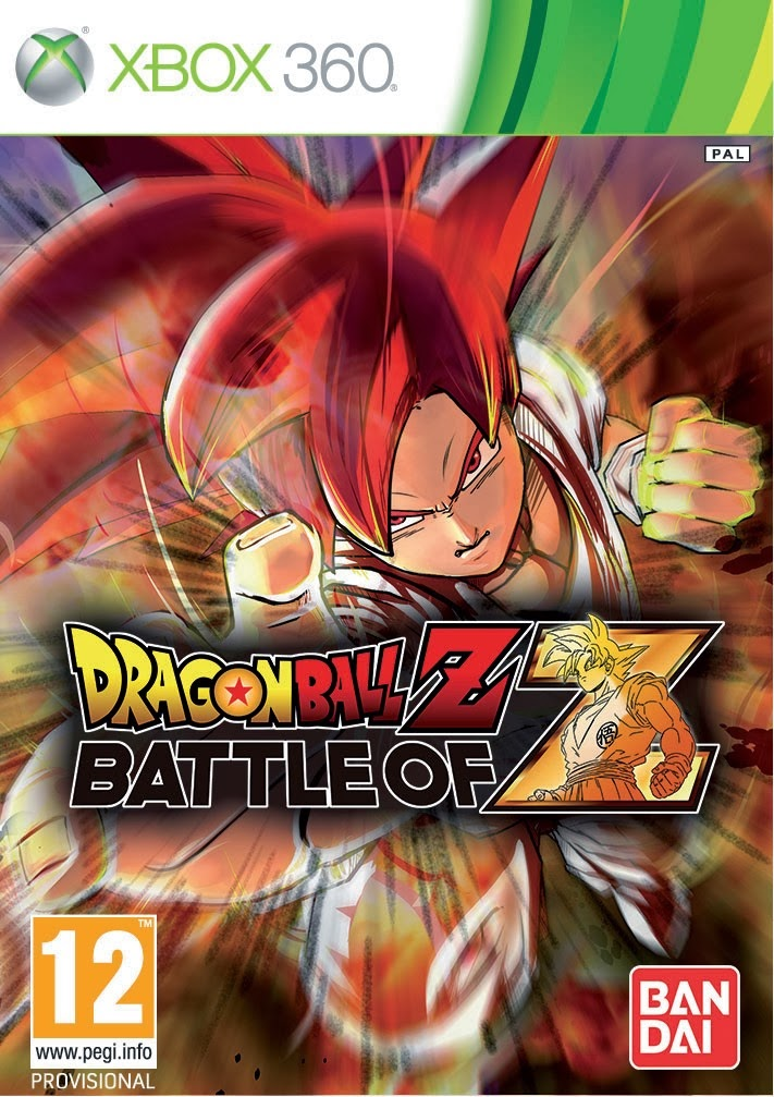 Dragon Ball Z Battle Of Z 2014