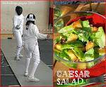 Caesar Salad, sfida di giugno - MTC