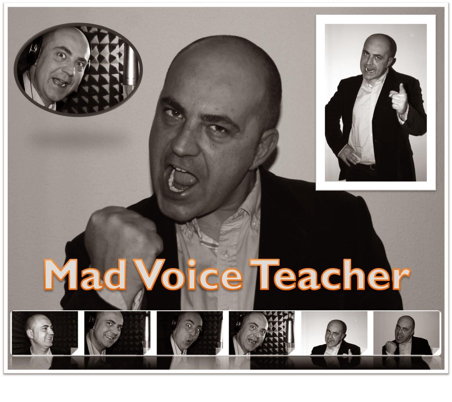 Mad Voice Teacher