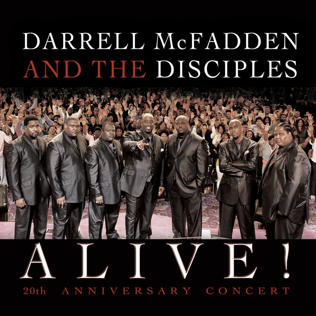 Darrell Mcfadden And The Disciples Tour Dates