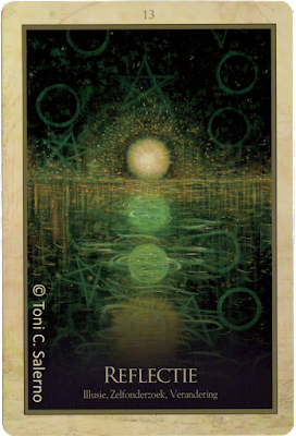 Gaia Orakel, Reflectie