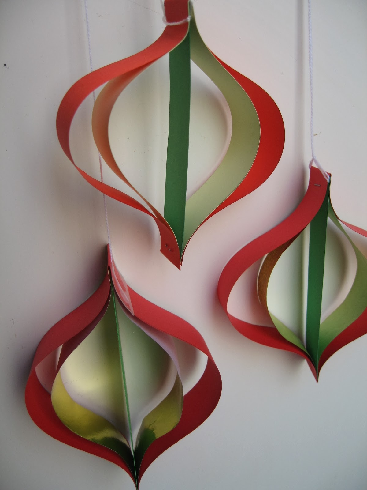 Craft with Jack Easy Christmas Craft ~ 063257_Christmas Decoration Ideas Made Out Of Paper