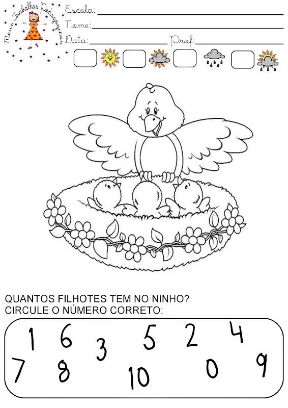 atividades horta pomar jardim educacao infantil – PSE – NSEC 06