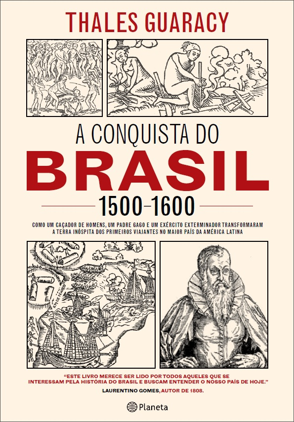 A Conquista do Brasil - impresso
