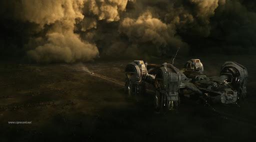 Prometheus International Trailer Preview