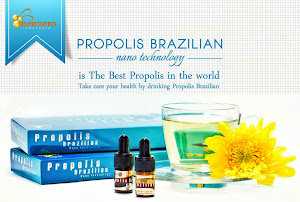 Propolis Brazilian NANO TECHNOLOGY