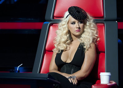 Christina Aguilera's Best and Worst Looks on The Voice 3