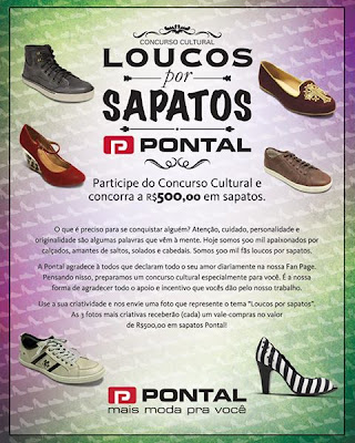 Concurso Cultural Da Pontal Fashion