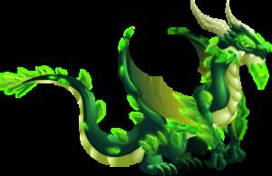 imagen del dragon kryptonita