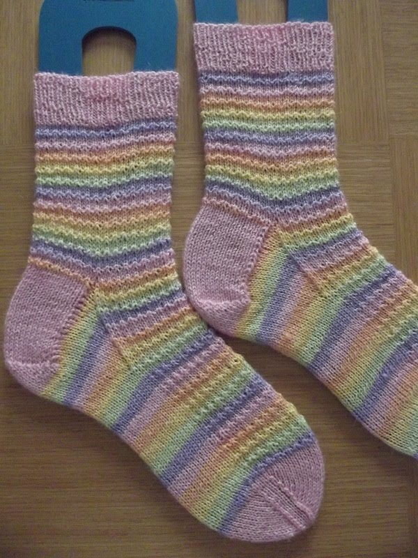 Sugar Frost Socks