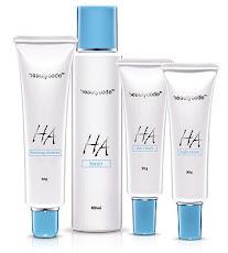 منتجات بيوتي كود السويسرية ، تحتوي علي حمض الهيلورنيك ، لتروية الجلد وجعله ناعما مثل الحرير