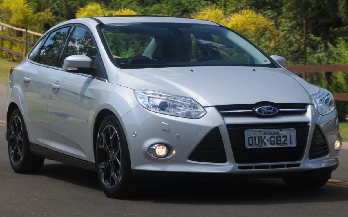 Novo Ford Focus 2015