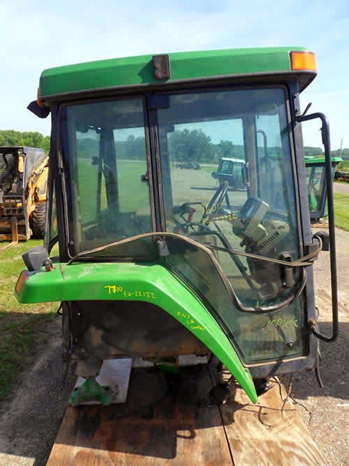used john deere tractor cab