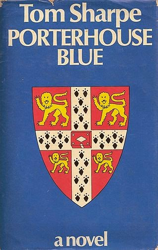 Porterhouse Blue (Published in 1974) - Authored by Tom Sharpe