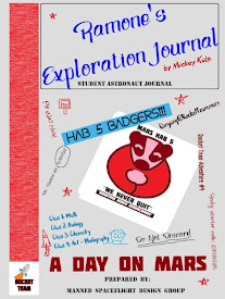 Latest work: Ramone's Exploration Journal