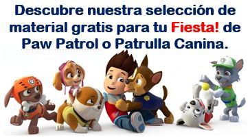 Paw Patrol o Patrulla Canina