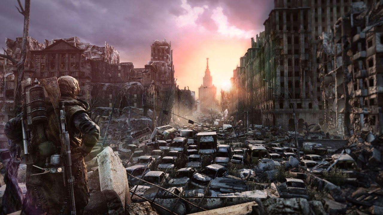 Metro Last Light Complete Edition download