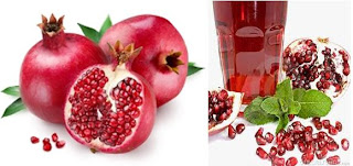Health Tips and Benefits of Pomegranate Juice