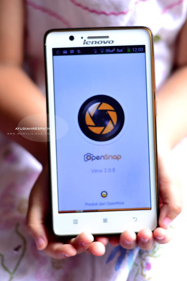 aplikasi opensnap
