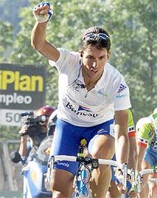 IX Aniversario de la muerte del ciclista Chava Jiménez