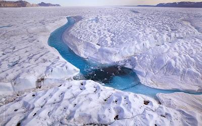Petermann Glacier - Greenland