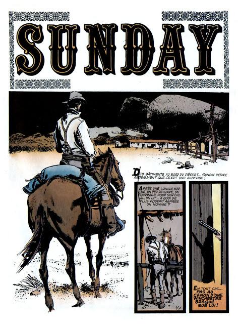 Sunday. L'intégrale en 3 volumes [Víctor Mora & Ramón De La Fuente]