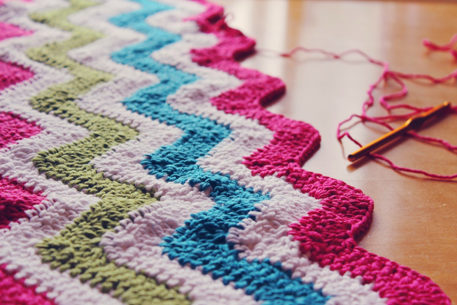 Misadventures of alice the perfect crochet ripple blanket pattern the perfect crochet ripple blanket pattern bankloansurffo Images